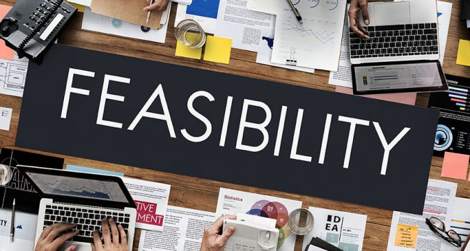A guide to feasibility studies